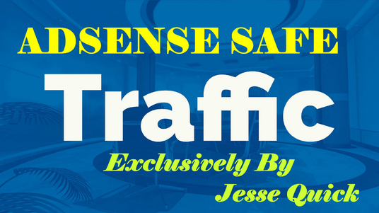I will Drive Adsense Safe And Genuine Website Traffic  For 1 Month