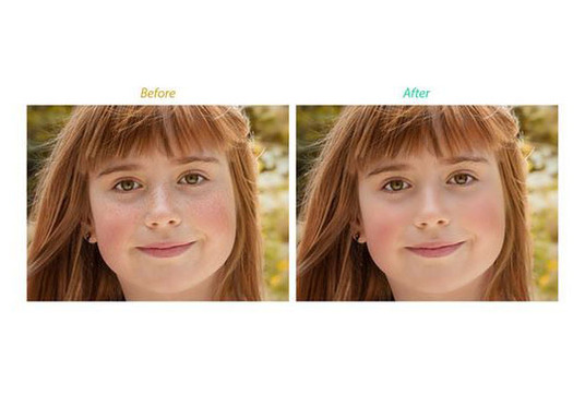 I will professionally retouch your 5 Photos