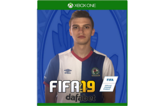 I will create a customisation of you on the FIFA cover