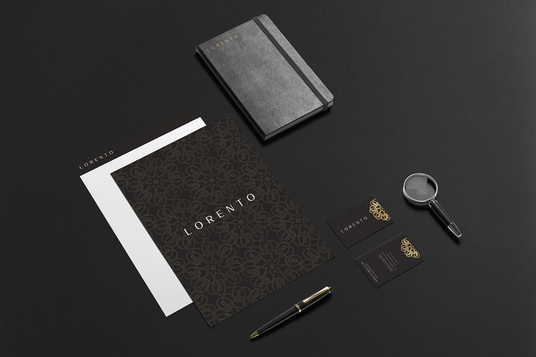 I will design an awesome stationery kit