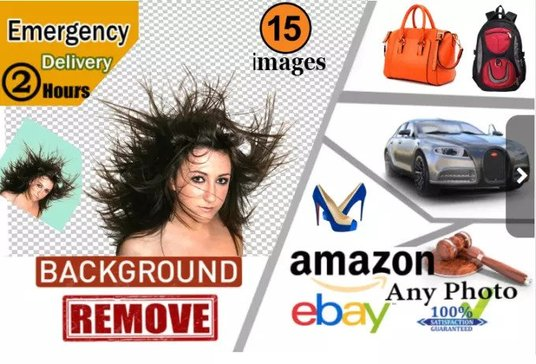 I will Do Professional Photoshop Background Remove