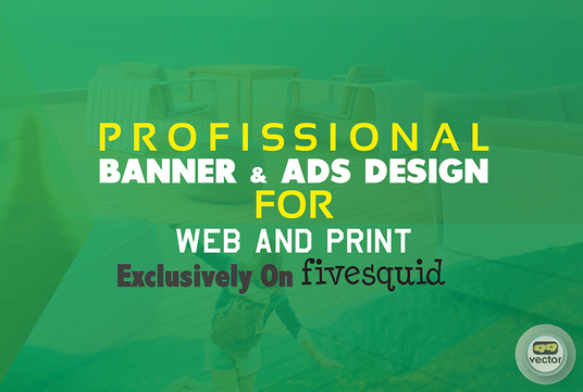 I will Design Any Sized Banner And Cover Header For Your Website