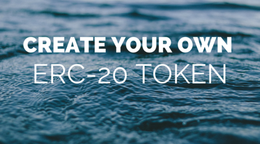 I will make ERC20 Token on Ethereum Blockchain