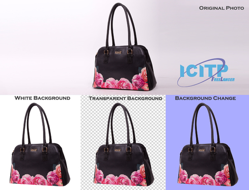 Remove Image Background Professionally or Photoshop Background Removal, Clipping Path