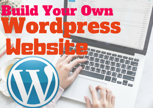 I will build your full  WordPress website