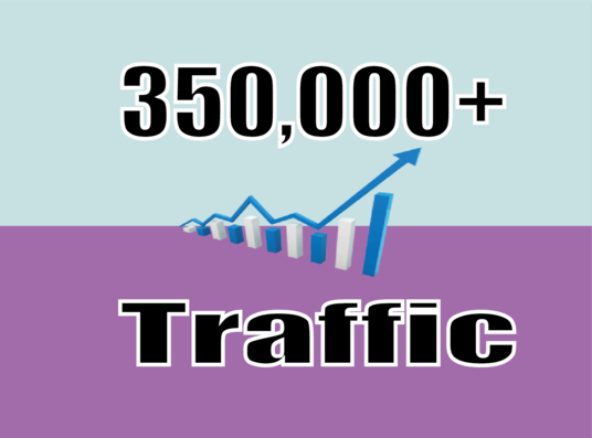 I will Give you 350,000 UK Real/Human/Unique Traffic for Google adsense
