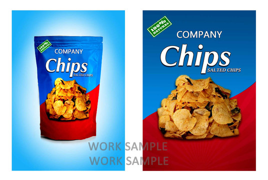 I will do brand new packaging design for your product