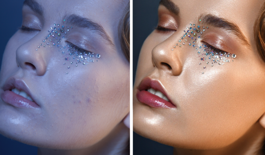 Retouch High End Beauty, Product Photography