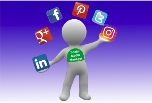 I will Promote And Manage Your Social Media For 30 Days