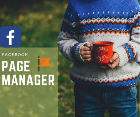 Be Your Facebook Page Manager And Create Posts