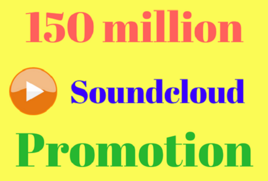 I will Do Viral Soundcloud Promotion