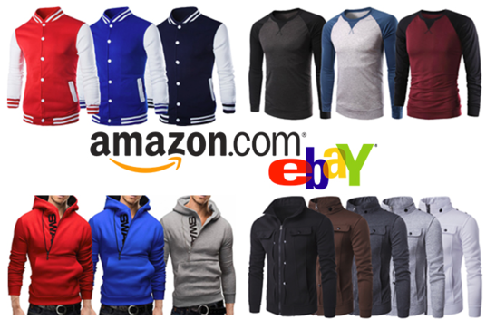 I will Edit Your Product Picture For Amazon And Ebay
