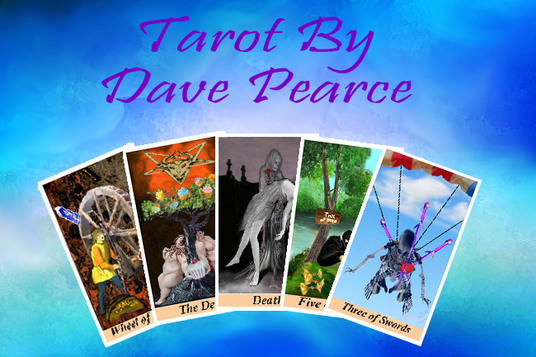 Do a 9 card, 3 question tarot reading for you for £5