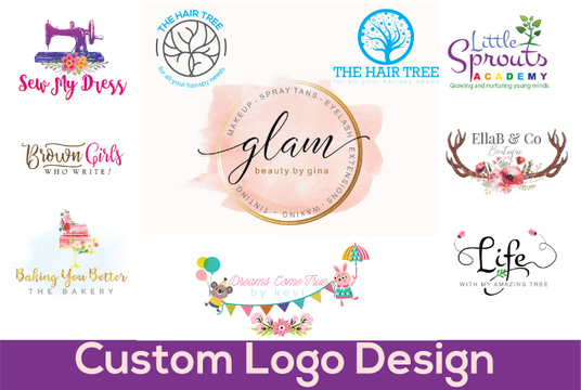I will design a logo design