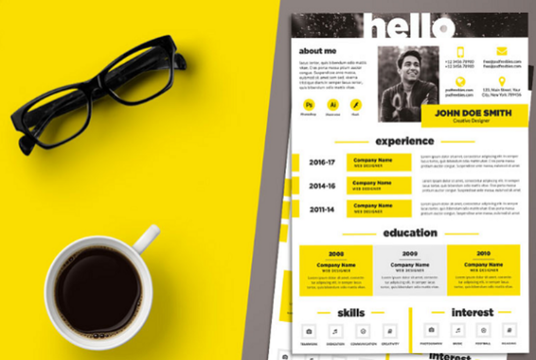 Create, Edit, Write And Revamp Your Resume or Cv