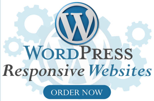I will Do Wordpress Website Design And Development