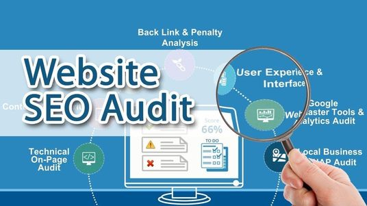 Provide You Advance SEO Audit Report