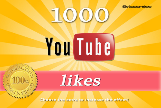 I will Provide you 200 Youtube Real Likes for Your Video