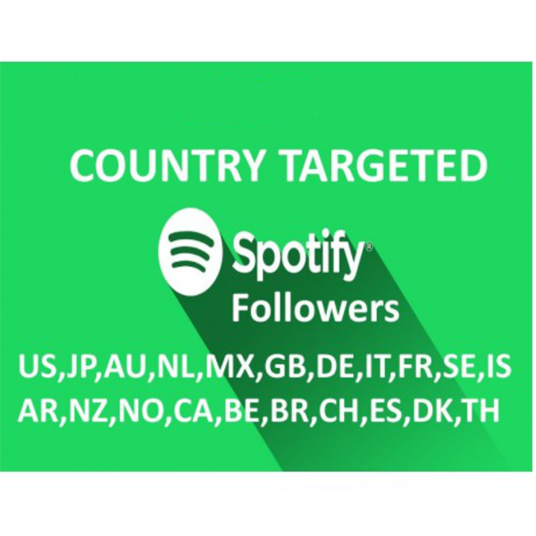 how to add followers on spotify