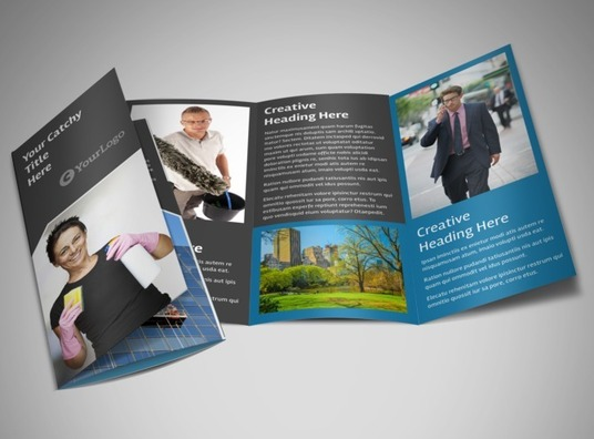I will Design Business Card, Letterhead,Brochures ,Menu And Flyers