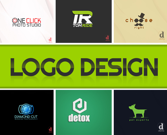 I will do Creative Logo design for £5