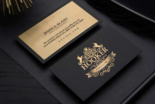 Design Luxury Stylish Business Card, Post Card Or Greeting card for £10 : Lalitvig - fivesquid