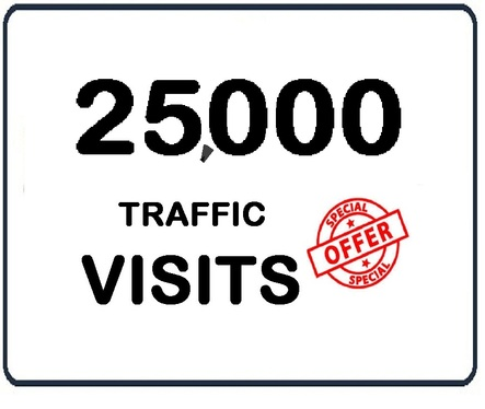 drive 25,000  unlimited worldwide web store shop    SEO Traffic