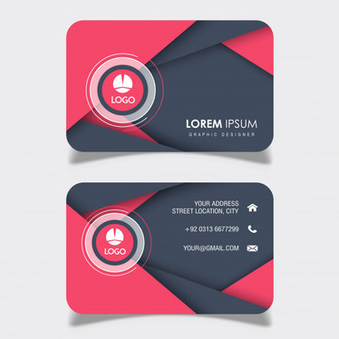 Design Professional Business Card 3 Different Concepts
