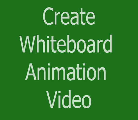 I will  Create Whiteboard Animation Video To Promote Your Business