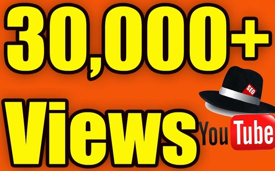 I will Give you Real-Instant 30,000+ Youtube Video Views