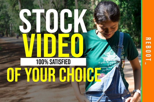 I will Provide Royalty Free Stock Video Footage Of Your Choice In 24 Hours