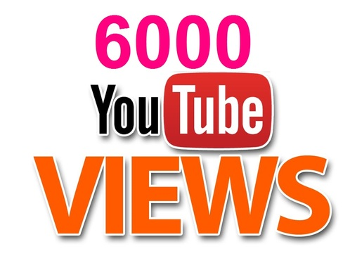Provide you 2000 Youtube Views