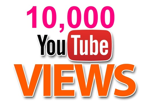 Provide you 3,000 Youtube Views