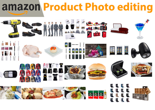 I will Edit 10 Product Photos For Amazon Or Ebay