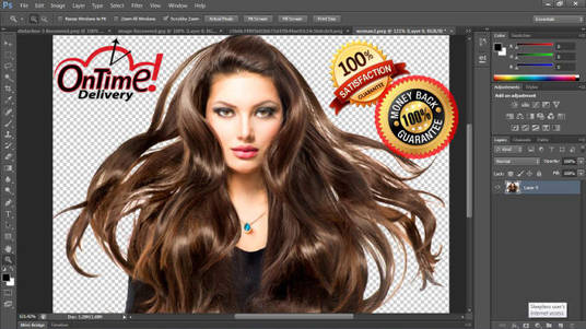 do any PHOTOSHOP job in 24h