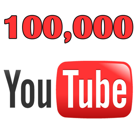 I will Give 100,000 YouTube Views