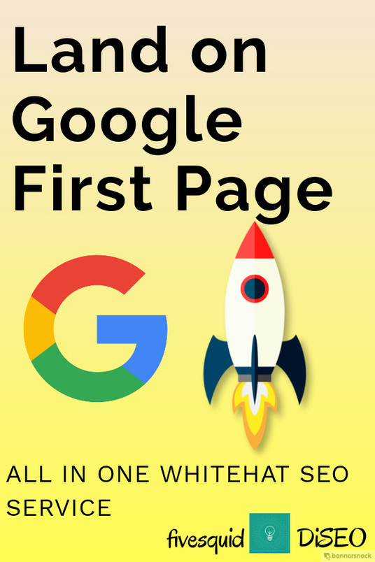 I will Skyrocket your Website to Google Page ONE with High DA Web2.0 Backlinks