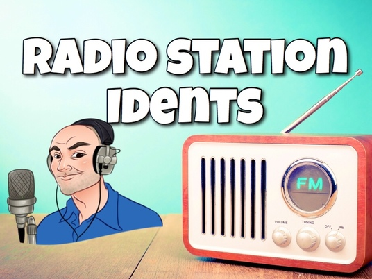 I will be your Radio Station imaging Voice Over guy