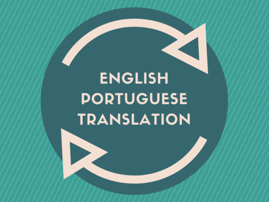 I will translate English to Portuguese
