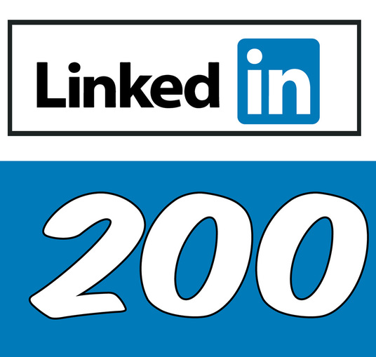 I will Add 200 LinkedIn Followers