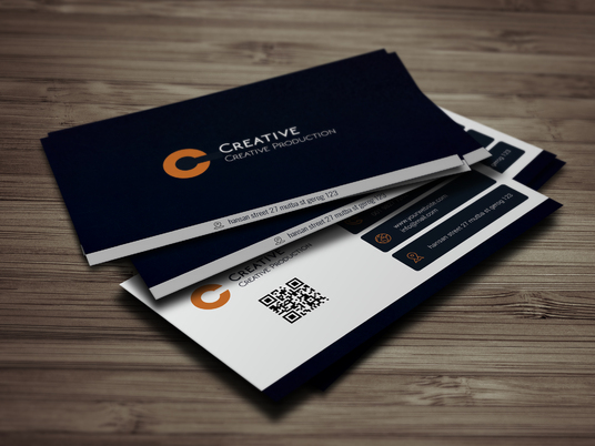 I will design stunning business card in 24 hours