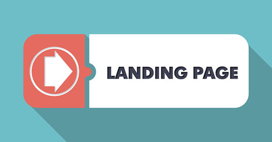 I will Design An Eye-Catching Landing Page for your website