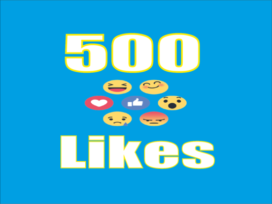 I will Provide you 500 Facebook Emoticons Photo or Post Likes