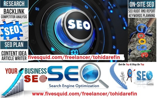 I will do all kinds of on page SEO optimization for your website