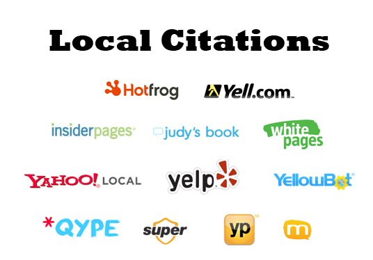 I will give you 10 local citations for your business