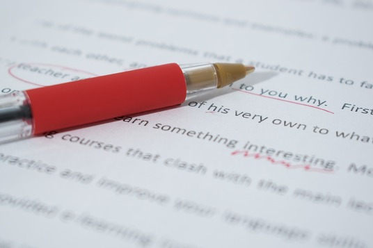 proofread, spell check and make suggestions on any document of up to 1000 words within 3 days