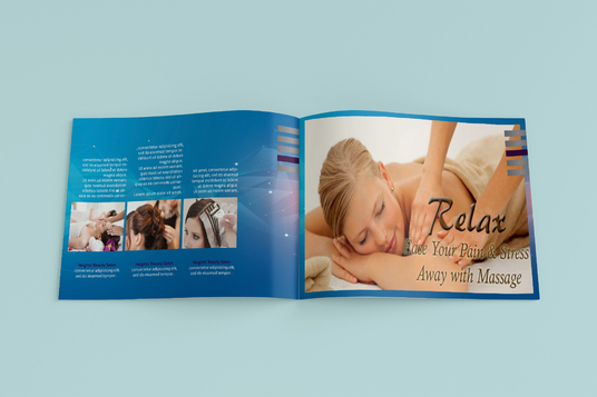 Design 4 Page Brochure, Booklet, Catalog, Company Profile