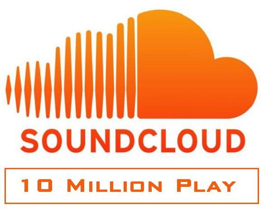 I will Provide 10 Million Play for Sound Cloud Track