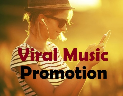 promote your YouTube music video to  real Viewers