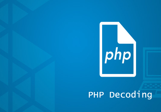 I will Decode Encrypted Php Files